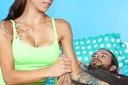 Sasha Foxxx sexo video porno