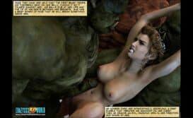 Quadrinho Erotico