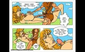 Quadrinho Erotico Cartoon